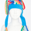 Rainbow Hat (Blue)