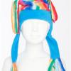Rainbow Hat (Blue)