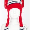 Stripey Hat (Red)