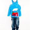 Hooded Train Top (Blue)