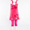 Daisy Pinafore (Pink)