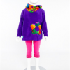 Funky Hooded Top (Purple)