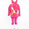 Hooded Horse Top (Pink)