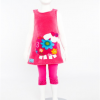 Pinafore Sheep Design (Pink)