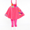 Poncho Daisy (Pink)