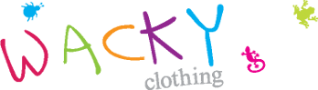 Wacky Clothing Logo